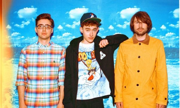 Dance trio Years & Years are tipped for big things in 2015, so we prised ten biographical facts from their singer Olly Alexander. Apparently, they enjoy Marilyn Manson, shower singing and 50-hour Radiohead conversations
