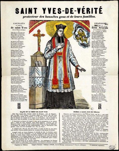 Saint Yves de Vérité
