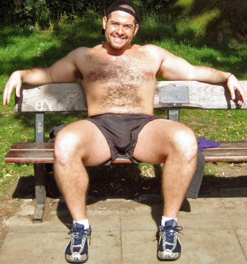 gay bear ass