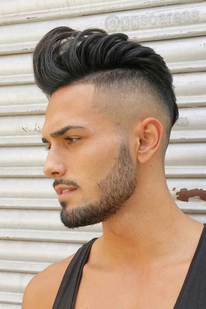 18 Astonishing Pics That Will Make You Want A Mohawk Fade Fade Haircut High Fade Haircut Fade Haircut Styles