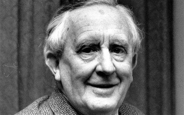 JRR Tolkien, himself