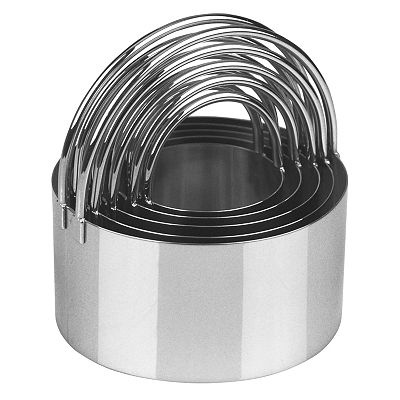 Fox Run Craftsmen 5-pc. Stainless Steel Cookie Cutter Set  online  31.99
