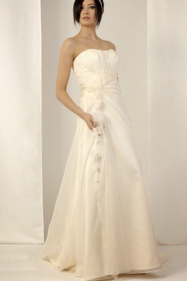 159 besten Vestidos de Novias Bilder auf Pinterest   Brautkleider ...