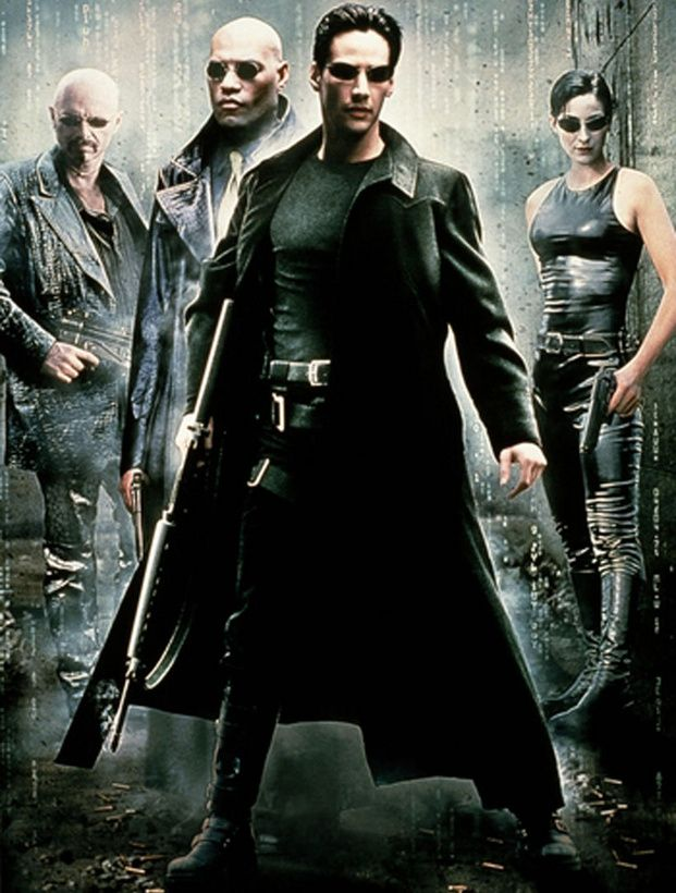 Matrix - in the first matrix, it was thought impossible to defeat one agent. once he grasped the concepts of reality, neo could take on much more.