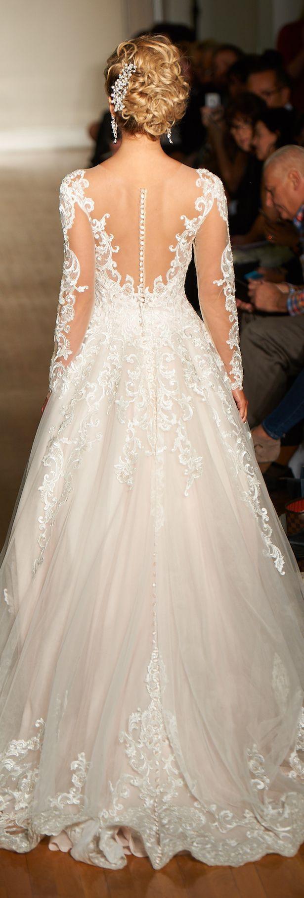 New York Bridal Week - Allure Bridals Spring 2017 Wedding Dress