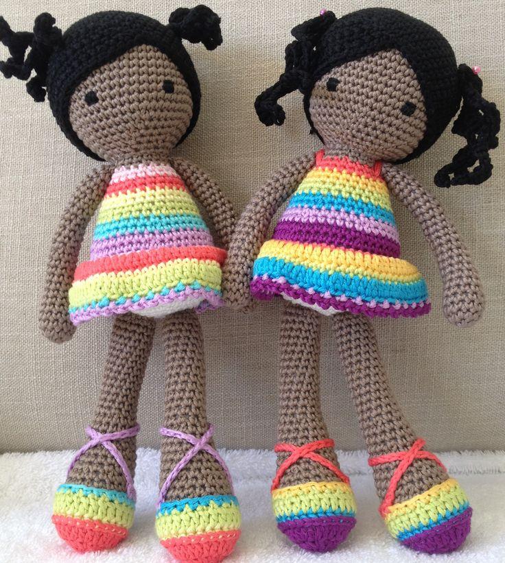 RicePuddingBaby Crochet Dolls