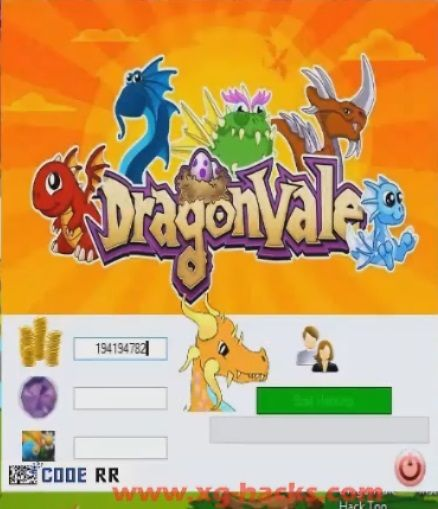 Check the new DragonVale cheats tool now! This is one of the greatest tools for DragonVale, which will boost your game status in just seconds. What are you waiting for?! Access our website and download the tool now!  http://xg-hacks.com/phone/dragonvale-cheats