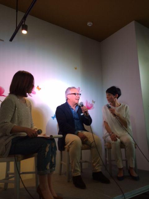 In Fukuoka, for the new Fabio Rusconi store VIORO and #FabioRusconi