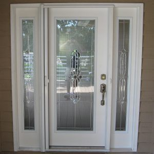 Decorative Glass Door Inserts Newmarket