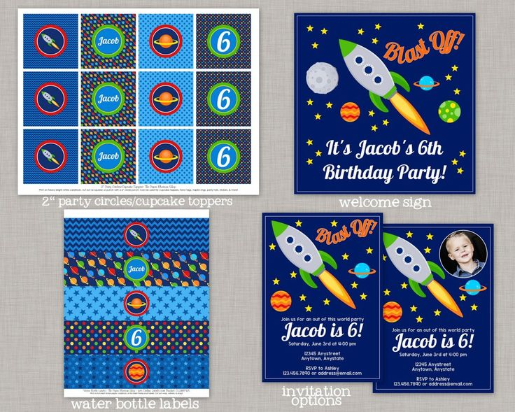 Outer Space Birthday, Space Birthday, Outer Space Party, Space Party, Decorations, Printable by thepaperblossomshop on Etsy https://www.etsy.com/au/listing/223663006/outer-space-birthday-space-birthday