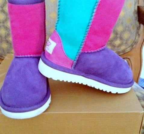 all colors of ugg boots