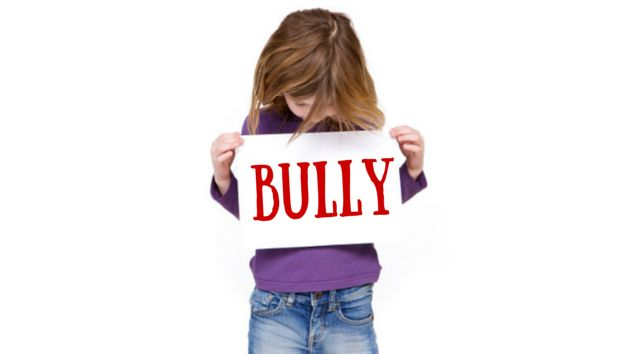 Defining bullying -- would be a good article to share with parents