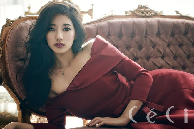 Miss A Suzy - Ceci Magazine October Issue '14