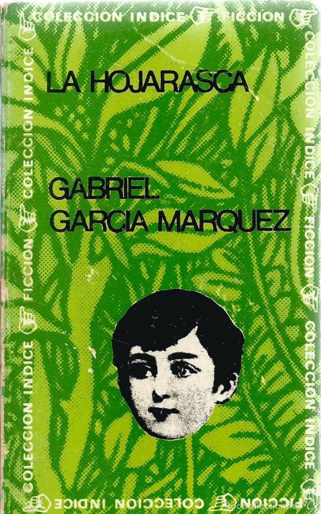 GABRIEL GARCIA MARQUEZ. LA HOJARASCA. EDITORIAL SUDAMERICANA - Foto 1