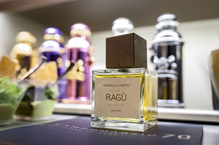 niche perfumes, Ragù, Fragranze in un battito, 7 ottobre 2015, Campomarzio 70, Roma, con Gabriella Chieffo e Luca Maffei