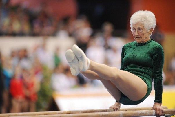 Johanna Quaas, 86 years..what?