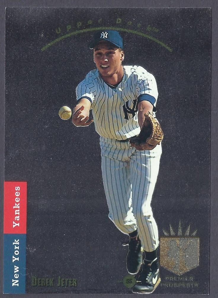 1993 SP Derek Jeter Rookie Card