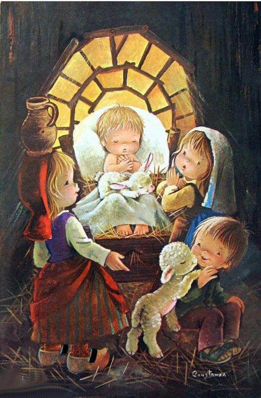 Visitando al Niño Jesus - Constanza