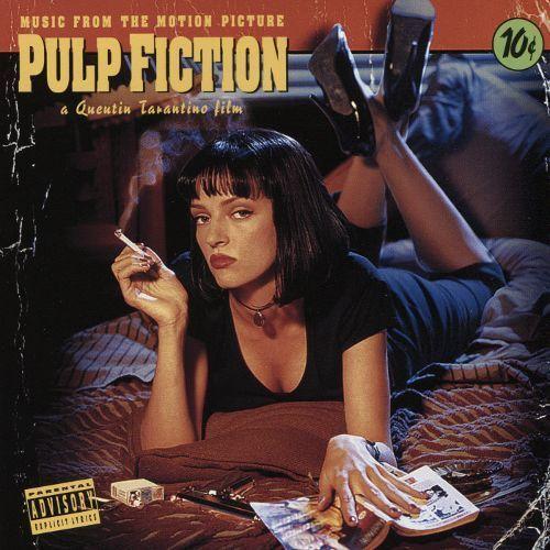 Pulp Fiction [CD]