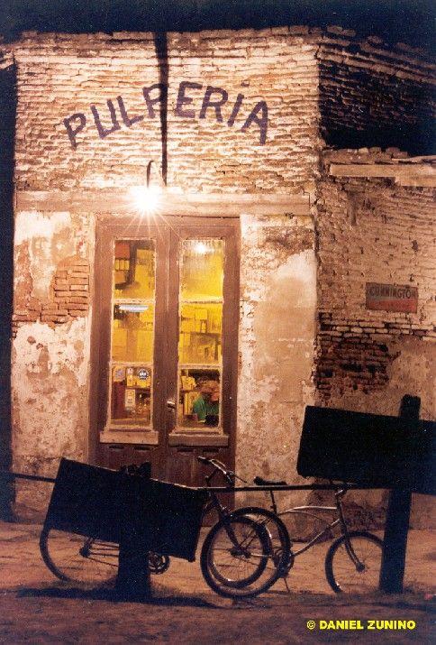 Casa de negocio del antiguo campo argentino que vendía todas aquellas cosas que los pobladores podían necesitar.