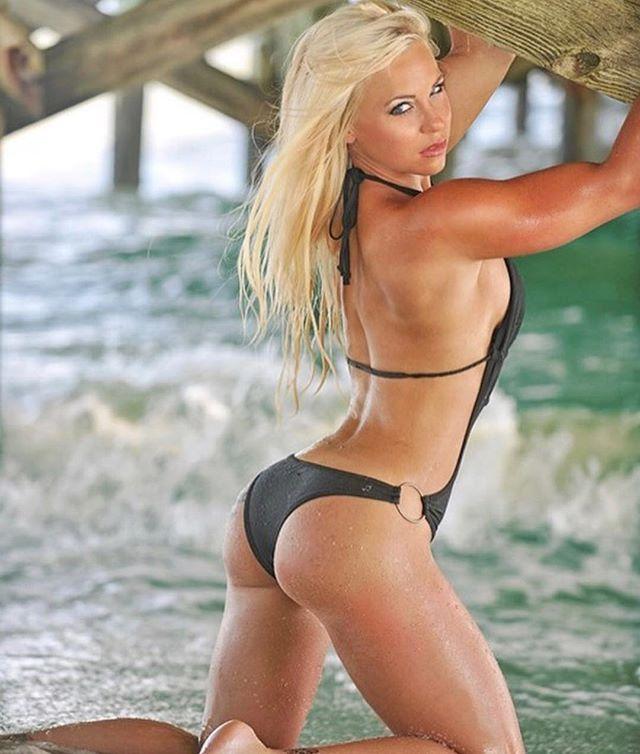Dana Brooke Bikini