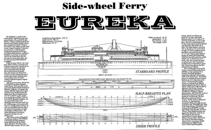 photo plan sidewhell ferry EUREKA 1890.jpg (With images