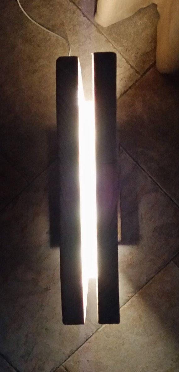 Great Reclaimed Hout tafellamp Mag t Grootte in cm L uur tot