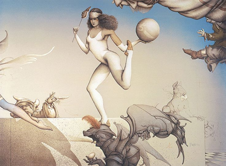 Michael Parkes - Page 3 B9229c11e0fb43645eb3b3d0d138a3af--l-art-poster-art
