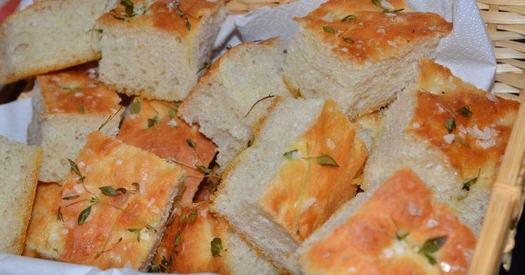 Helt underbart gott bröd som passar till det mesta