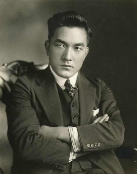 1918. Sessue Hayakawa (1889 – 1973) was a Japanese actor who starred in American, French, German, British, and Japanese films. Hayakawa was one of the biggest stars in Hollywood during the silent...
