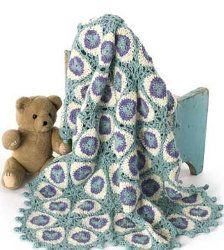 Picadilly Baby Blanket