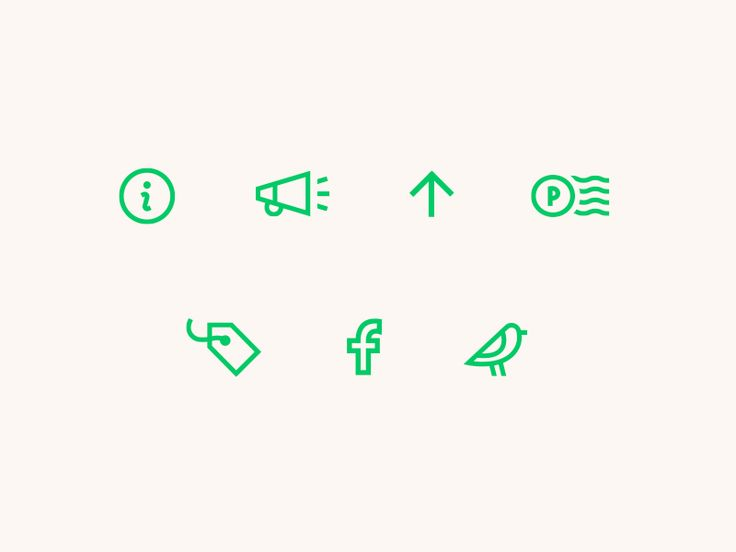 Custom Icons by Dave Coleman