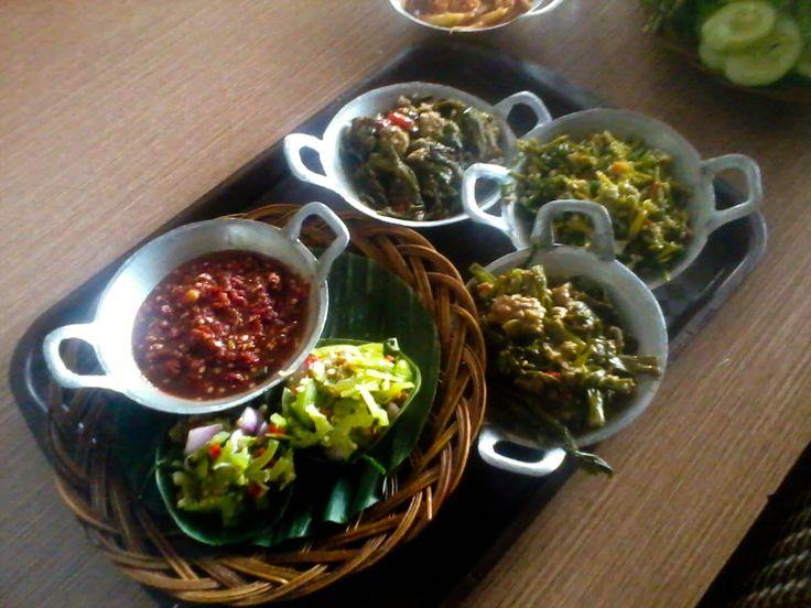 alas daun, Bandung Indonesia