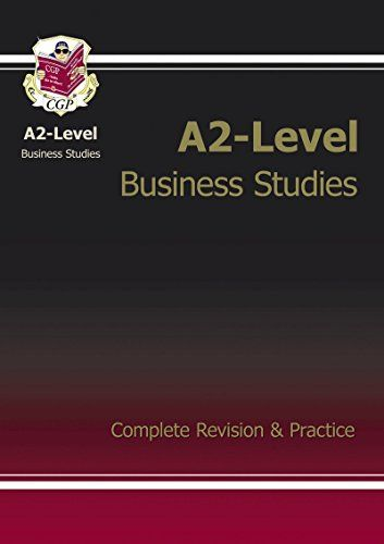 From 2.38 A2-level Business Studies Complete Revision & Practice
