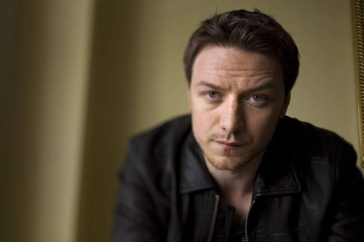 James McAvoy. Yes, another Scotsman. What can I say? I love 'em.