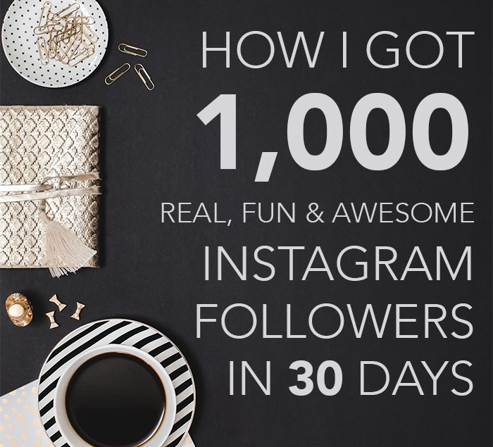 Learn the step-by-step method I took to get 1,000 real Instagram followers in just 30 days. I'll reveal which tools I used and the secret to engagement.