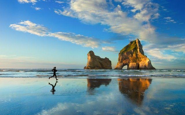 I Love Walk Next To The Beach Windows 10 Nature Wallpaper Nature