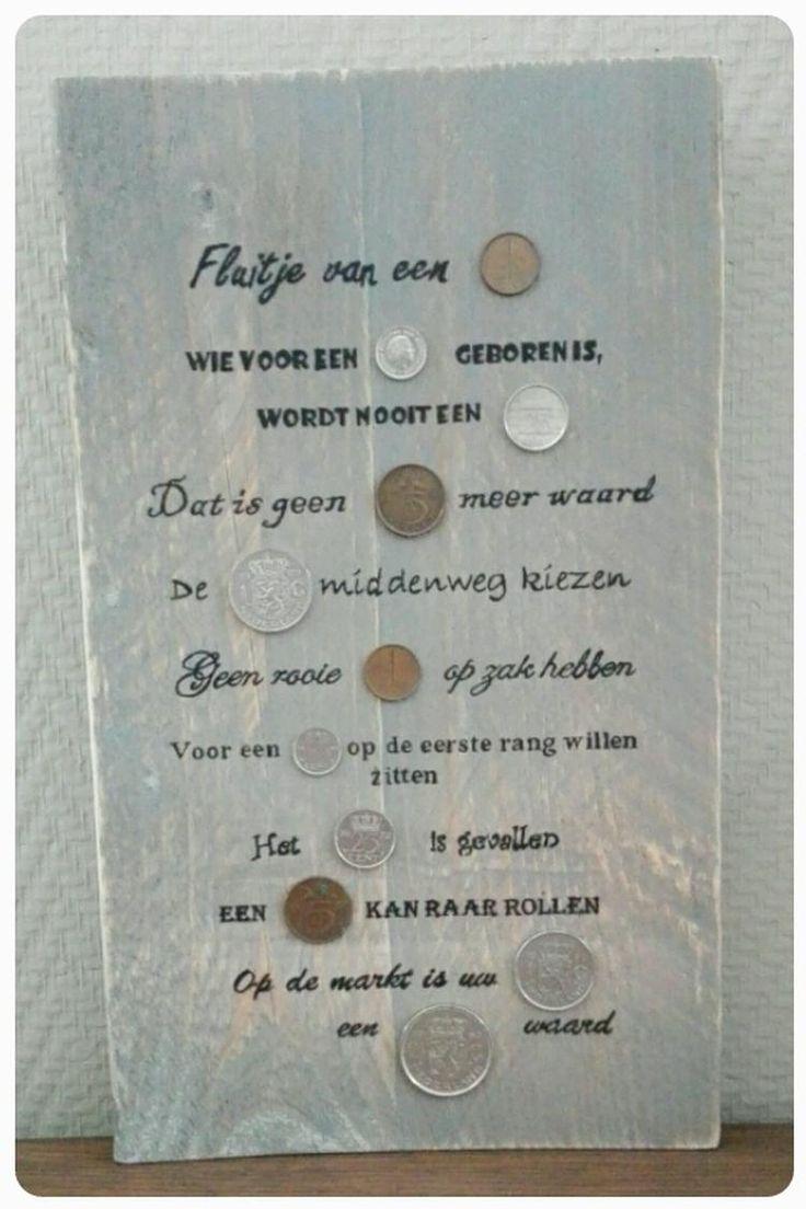 Bekijk de foto van jrom met als titel Oude centen opmaken. en andere inspirerende plaatjes op Welke.nl.