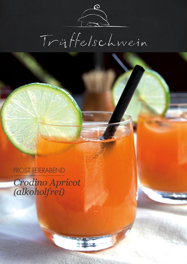 Crodino Apricot - Cocktail analcolico!