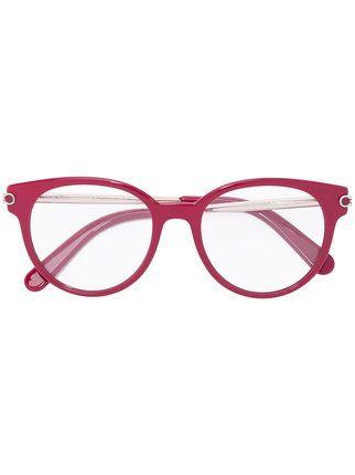 6aa8571f3c Salvatore Ferragamo Eyewear Cat Eye-frame Optical Glasses in 2018 ...