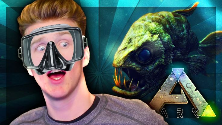 ARK: Survival Evolved Server - SCUBA DIVE NIGHTMARE!! #64