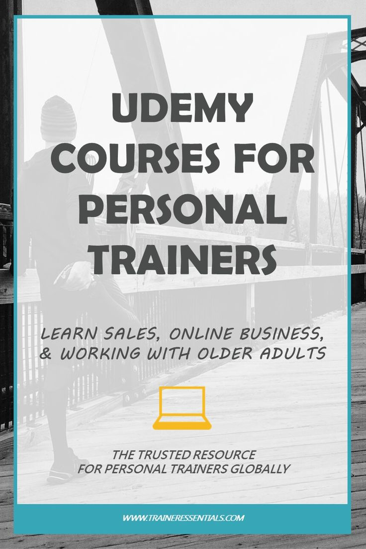 42 best personal training articles images on pinterest personal personal trainer training courses can sometimes be expensive but weve curated a few xflitez Image collections
