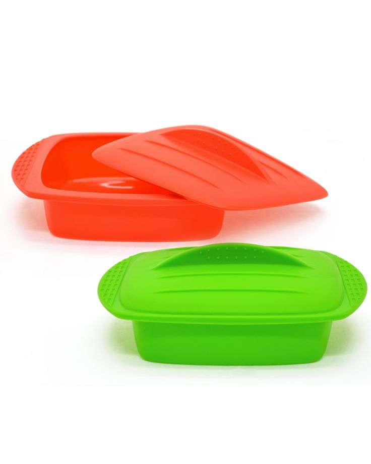 Silicone steamers Kilo Solution by Starfrit -  Papillotes / plats vapeur Kilo Solution par Starfrit