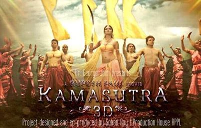 The bold adoption from Indian tradition, Kamasutra3D