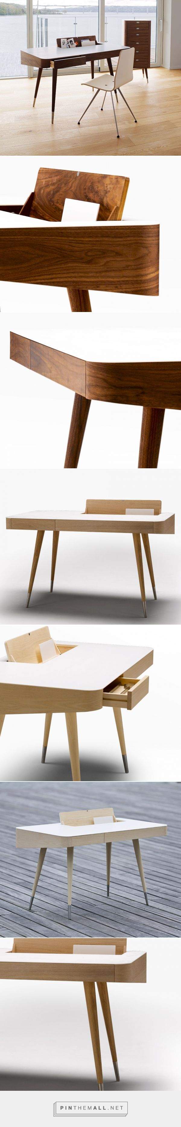 Retro Desk - Home Office Furniture from Wharfside - created via http://pinthemall.net