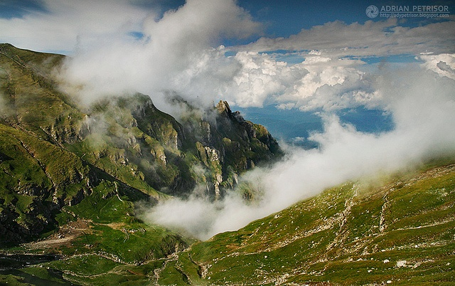 bucegi by Adrian Petrisor, via Flickr