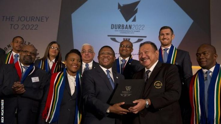 The 2022 Commonwealth Games will no longer take place in Durban, South Africa, the BBC understands.  Durban was awarded the Games in 2015 as the only city to make a confirmed bid but an announcement about it pulling out is expected later on Monday.  Last month, the South African sports minister Fikile Mbalula indicated the city may not be able to host the event because of financial constraints.