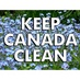 keep Canada Clean is a project to raise awareness and reduce garbage and litter in Surrey, BC, Canada. They aim to plant   ideas for a cleaner and greener Canada. Visit their website at www.keepcanadaclean.ca or follow them on twwitter as @KeepCanadaClean.