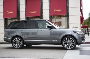 new on www.motosound.de - LAND ROVER RANGE ROVER LWB V8 SUPERCHARGED