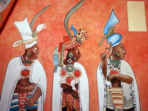 the history of the maya and nahua indians before the discovery of central america Native mariners discovered the caribbean thousands of years before  this  case presents evidence of the long history of taíno culture, including pieces  made by contemporaries of the indians who first greeted columbus  the maya,  whose history reaches back 4,000 years and whose 21st-century  nahua  woman's belt.